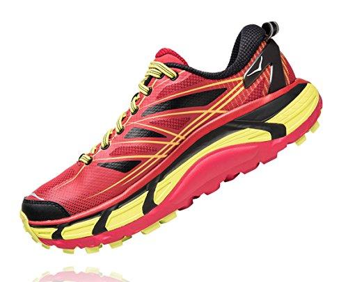 Hoka Mafate Speed 2 Zapatilla De Correr Para Tierra - SS17 rojo