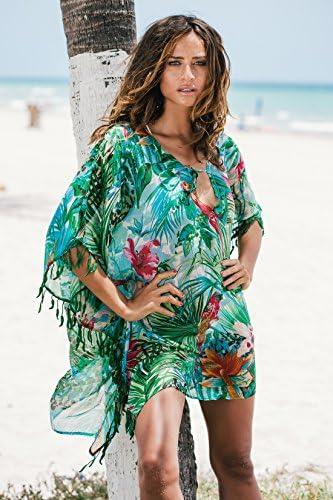 Furlions Swimsuit Cover ups for Women Kimono Cardigan Bikini Beach Cover up