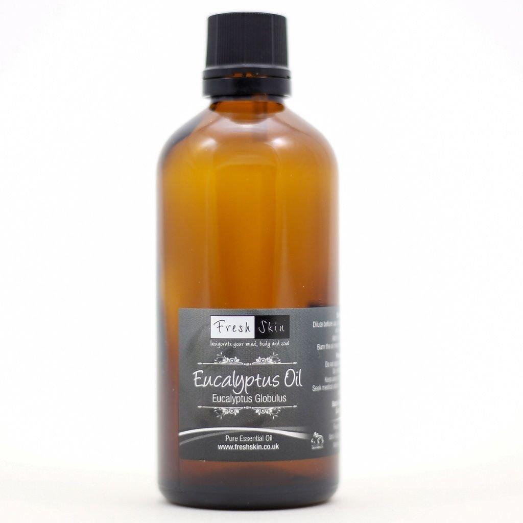 100ml Eucalyptus Pure Essential Oil Freshskin
