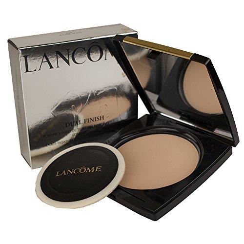 Lanc me Dual Finish Versatile Multi-tasking Powder and Foundation Makeup Matte Bisque II