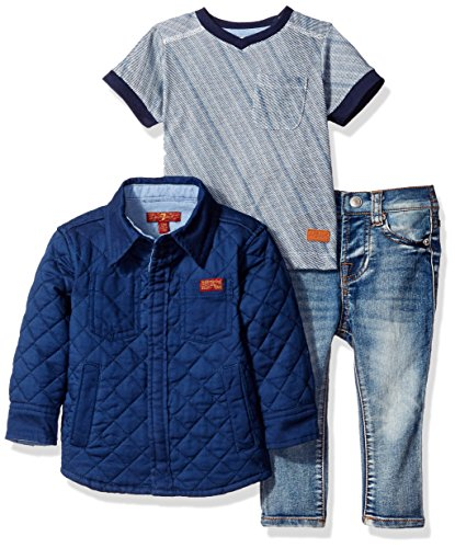 7-for-all-mankind-baby-boys-3-piece-trucker-jacket-t-shirt-and-jean-set-peacoat-24m