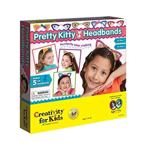 [Pretty Kitty Headbands] (Child Pretty Kitty Costumes)