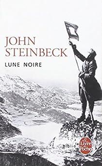 Lune noire par Steinbeck