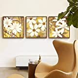 FamilyWall Modern minimalist sofa background wall painting living decorated with 3 pieces of a fresco , 8080