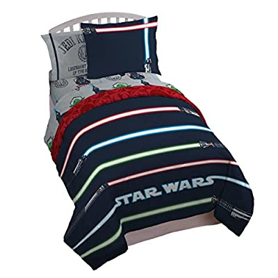 Star Wars Classic Lightsaber Bed In A Bag, Twin