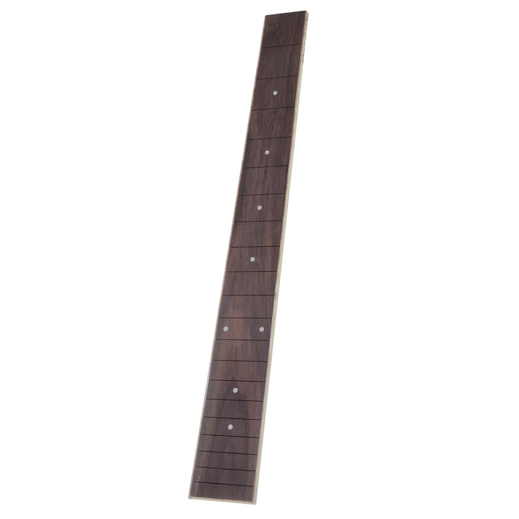 Sharplace 41  Guitare Touche Manche en Palissandre Pi/èces de Remplacement pour Guitare Acoustique