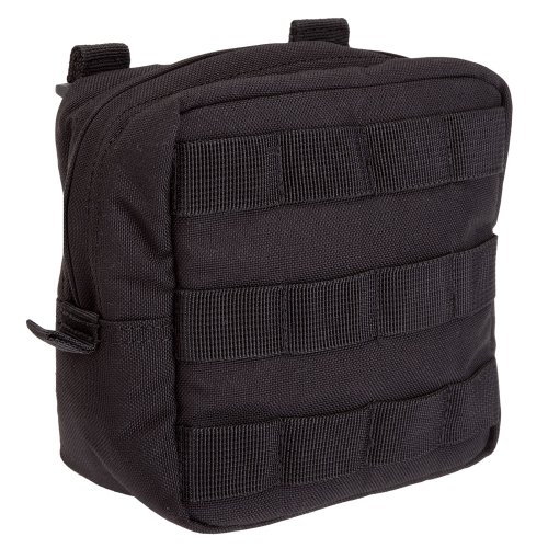 5.11 Tactical Pouches (5.11 Tactical 6 X 6 Padded Pouch, Black)