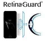 RetinaGuard iPhone 7 Anti Blue Light Screen Protector (Transparent), SGS and Intertek Tested, Blocks Excessive Harmful Blue Light, Reduce Eye Fatigue and Eye Strain