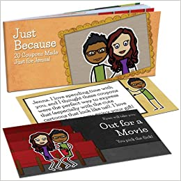 personalized love coupon book lovecoups lovecoups 9781936806676
