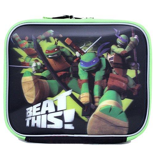 Accessory Innovations Teenage Mutant Ninja Turtles Beat This Lunch (Ninja Turtle Video Game)
