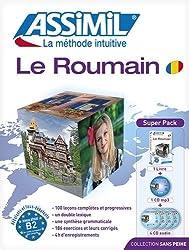 Le Roumain (Livre+ 4 CD audio + 1CD mp3)