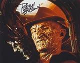 ROBERT ENGLUND as Freddy Krueger - Nightmare On Elm Street GENUINE AUTOGRAPH