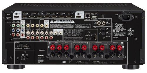 Pioneer SC-1223-K 7 2-Channel Network A/V Receiver - Buy Online in