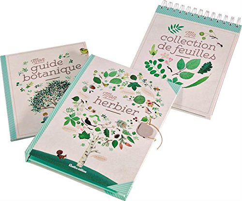 Mon Herbier -guide and journal