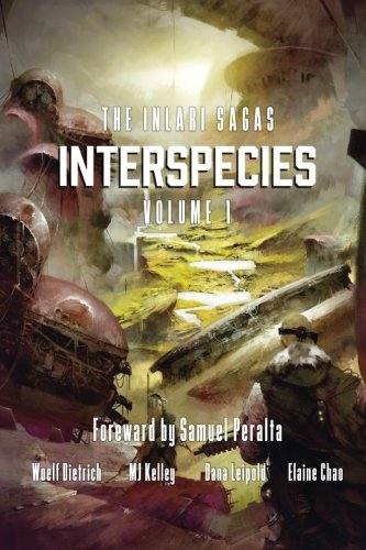 Interspecies: Volume 1 (The Inlari Sagas)