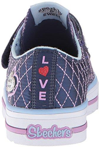 Skechers Skech Air Mädchen Sneakers Navy/Light Blue