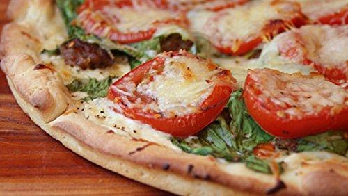 The Prepared Pantry 4-Pack Garden Vegetable Pizza Dough Mix (Garden Veggie Pizza)