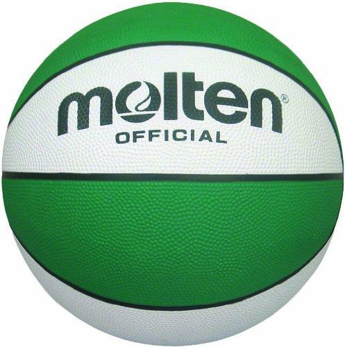 Molten Premium Rubber Basketball (Dark Green, Official/Size 7)