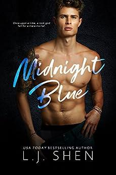 Midnight Blue (English Edition) de [Shen, L.J.]