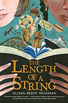 The Length of a String by [Weissman, Elissa Brent]