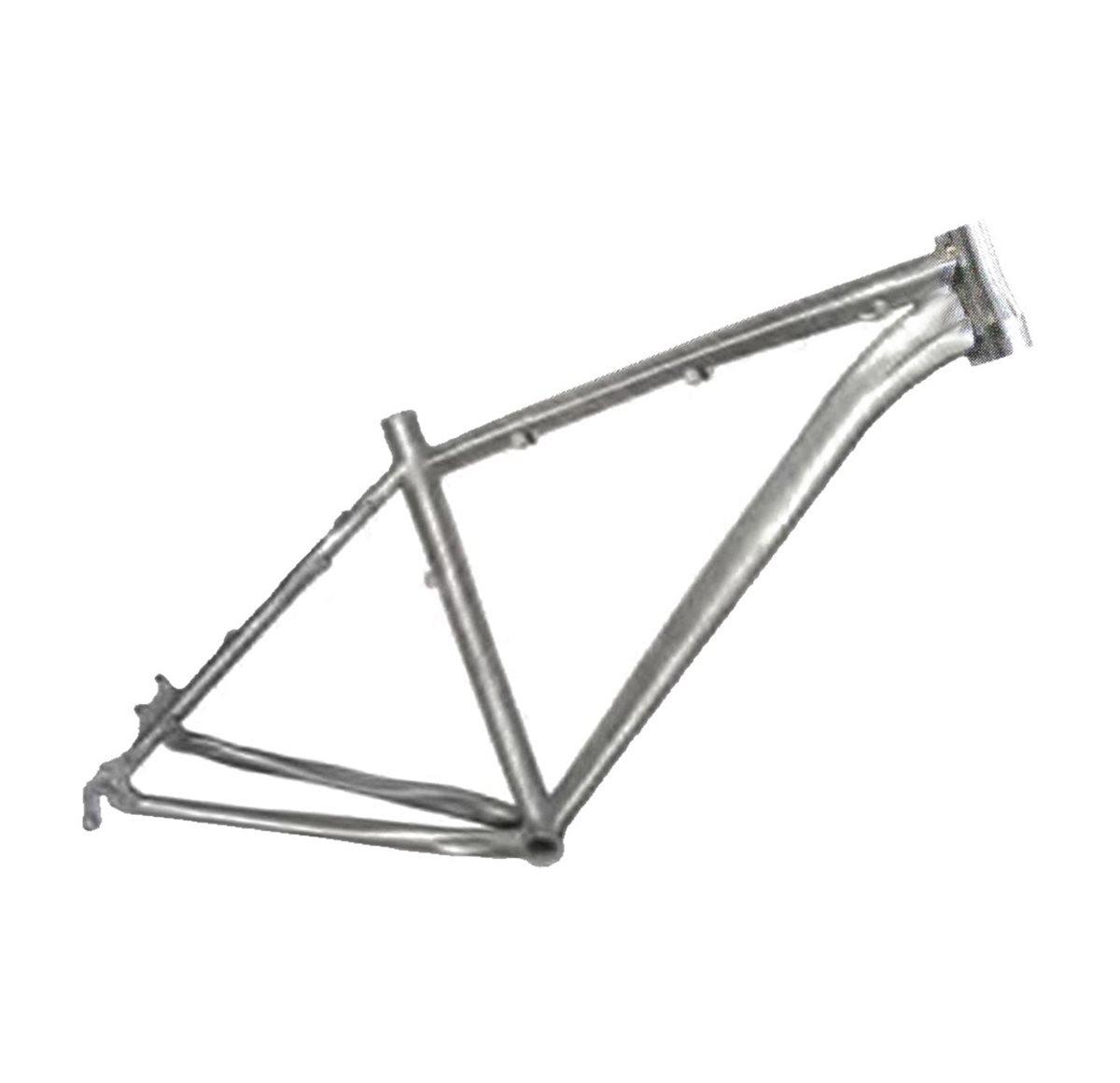 "& 039;Ridewill Bike Rahmen MTB 27,5 ""konisch 1 – 1 8"" – 1,5 ""Größe 43 Disco Is Alu roh (MTB) MTB Frame 27,5 Zoll TapeROT 1 – 1 8"" – 1,5 Größe 43 is Disc RAW Alloy (MTB)"