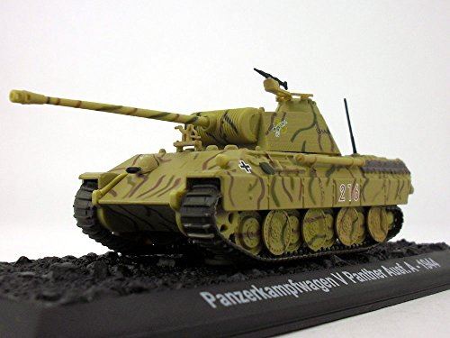 Panther Tank - Panzerkampfwagen V Panther 1/72 Scale Diecast Model
