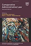 img - for Comparative Administrative Law: Second Edition (Research Handbooks in Comparative Law series) book / textbook / text book