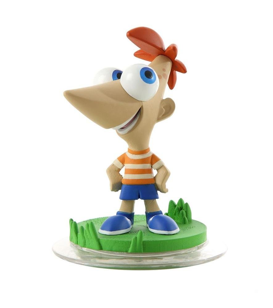 Disney Infinity Character - Phineas (PS4/PS3/Xbox One/Xbox 360/Nintendo Wii/Nintendo Wii U/Nintendo 3DS) by Disney (Image #2)