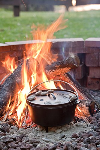 Dutch Oven Camp Stove