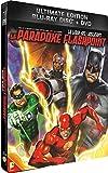 La Ligue des justiciers - Le paradoxe Flashpoint [Blu-ray]