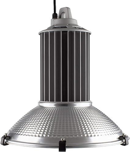 Campana LED Driverless SMD Lumileds 150W 135lm/W Naves Industriales Talleres Almacenes Tiendas (K5000): Amazon.es: Iluminación