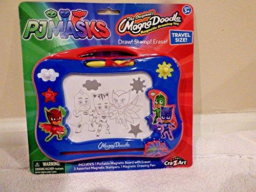 PJ MASKS Magnetic Drawing Cra Z Art