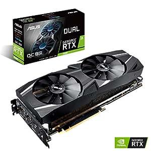 Amazon.com: ASUS GeForce RTX 2080 O8G OC Edition GDDR6 HDMI ...