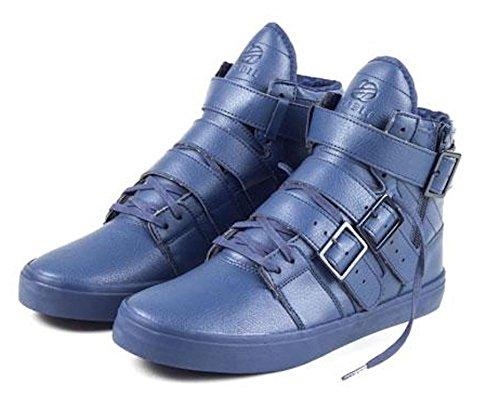 Radii Mens Straight Jacket Vlc Fashion Shoes Navy Navy Navy (10)