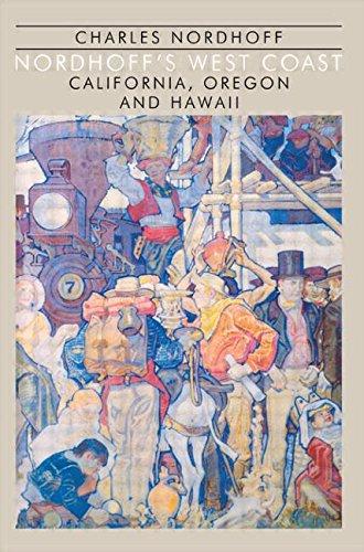Read Online Nordhoff'S West Coast (Pacific Basin Books) pdf