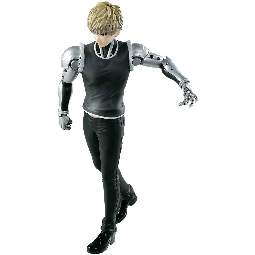 Amazon com: Banpresto - Figurine One Punch Man - Genos DXF