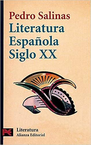 Literatura española siglo XX El libro de bolsillo - Humanidades ...