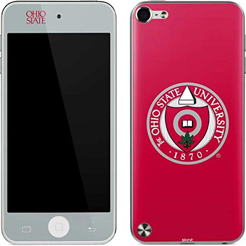 Ohio State University iPod Touch (5th Gen&2012) Skin - Ohio State Established 1870 Vinyl Decal Skin For Your iPod Touch (5th Gen&2012) (Ipod Touch 5 Cases Ohio State)