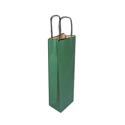 Unidades 10 sobre puerta botellas verde con cordel (1 ...