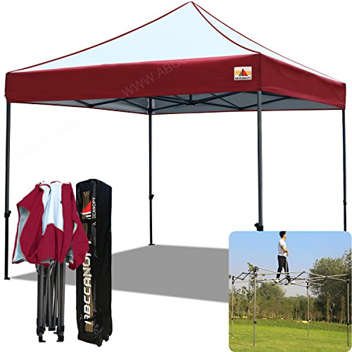 ABCCANOPY Kingkong-series Edge Mix Color Canopy Gazebo Shelter