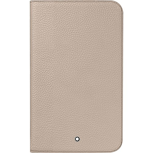 f1ae789d6fc9 Montblanc Meisterstuck Selection Beige Leather Tablet Computer Case ...