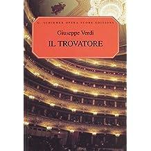 Il Trovatore: Vocal Score
