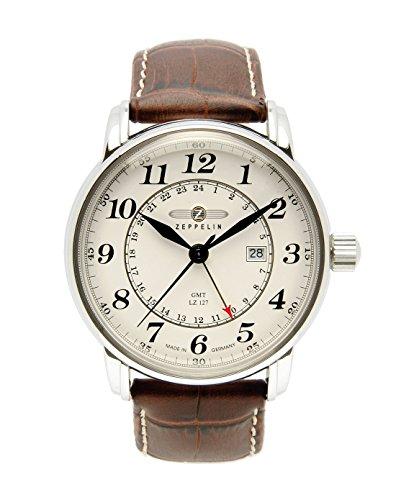 Zeppelin Men's 7642-5 LZ127 Count Watch