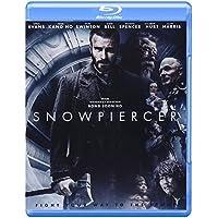 Snowpiercer on Blu-ray