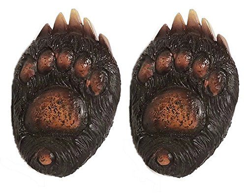 Paw Cabinet - Bear Paw Drawer and Cabinet Pulls, Set of 2 (Knobs)