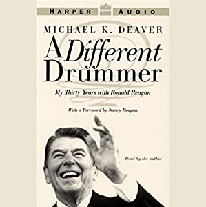 A Different Drummer Audiobook