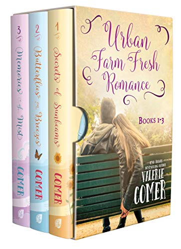 Urban Farm Fresh Romance Series 1-3 (A Farm Fresh Romance Box Set Book 3) by [Comer, Valerie]