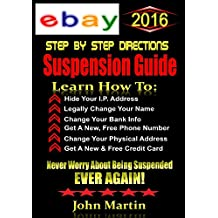 The Ebay Suspension Guide - How to Get Back On Ebay With an Ebay Stealth Account, After Being Suspended