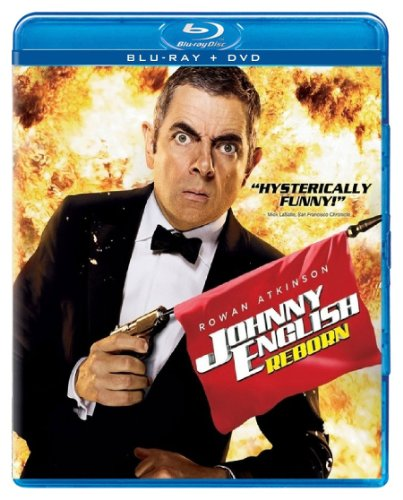 Johnny English Reborn (Blu-ray + DVD)
