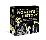 2020 History Channel This Day in Women's History Boxed Calendar: 365 Extraordinary Women and Events That Shaped History